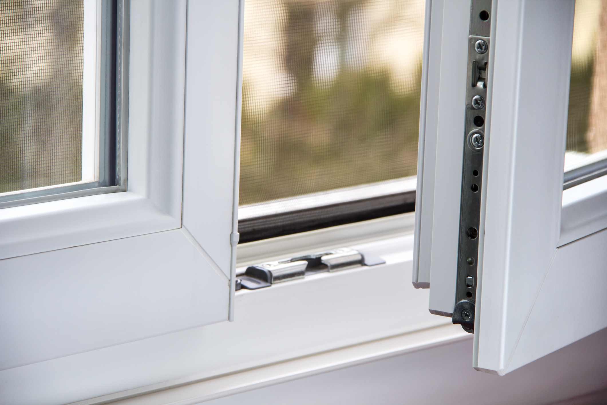 Einbruchschutz am Fenster